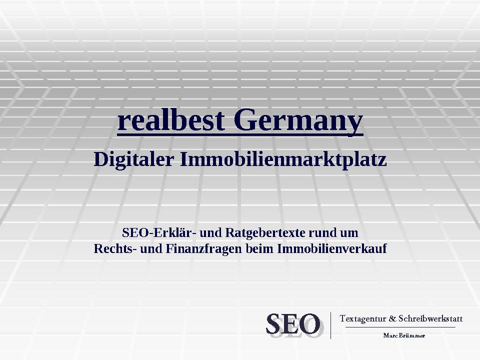 realbest Germany